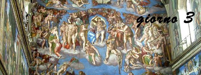 giorno 3 musei vaticani