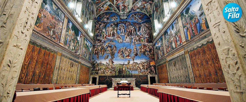 Biglietti Salta Fila Musei Vaticani Storiaviva Viaggi