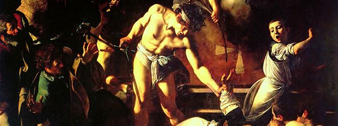 martirio di san matteo roma