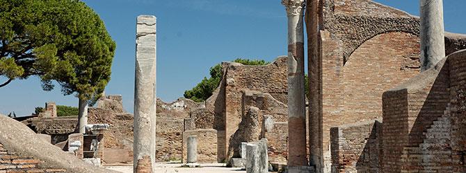 VISITARE ROMA IN 3 GIORNI GIORNO 3 OSTIA ANTICA