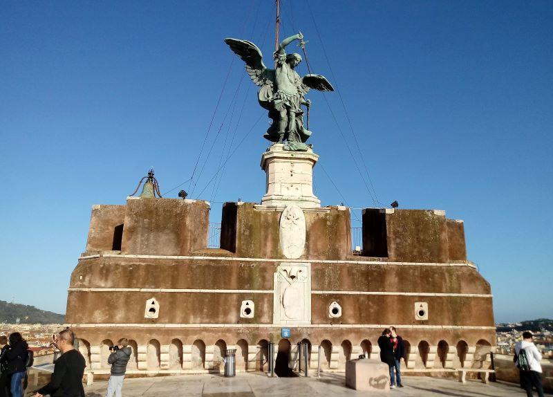 visita guidata castel Sant'Angelo