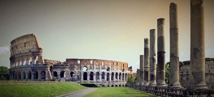VISITARE ROMA IL GIORNO 1