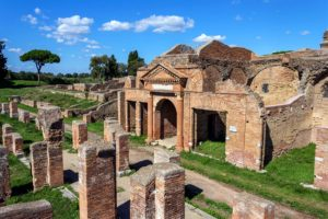 guided tour of ancient ostia