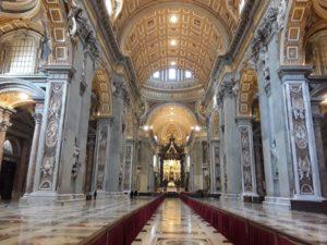 roma dei papi