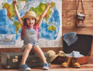 guida turistica bambini roma